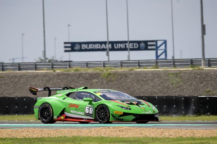 2018_Lamborghini_Super_Trofeo_Asia亞洲挑戰賽第二站,Lamborghini_Taipei車手代表陳意凡問鼎Pro-Am車手積分桂冠(1).jpg