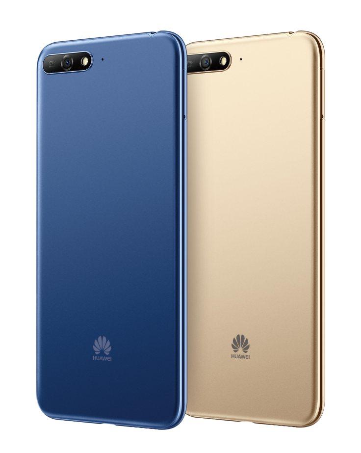 【HUAWEI】HUAWEI__Y6_2018,提供藍、金二色選擇,6月1日起正式上市,建議售價:NTD_4,990.jpg