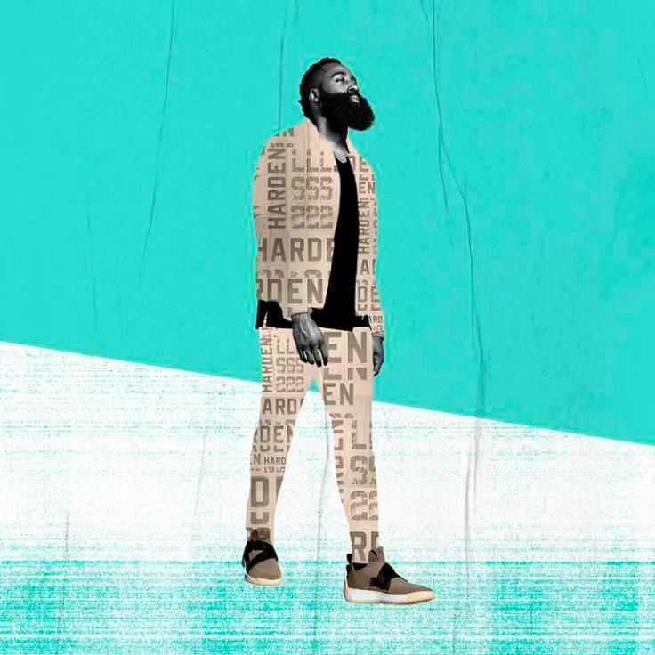 4.James_Harden球技出神入化,籃球場外一樣以獨特鮮明的個人風格,揮灑狂放不羈的穿搭創造力,展現潮流即生活的人生態度。.jpg