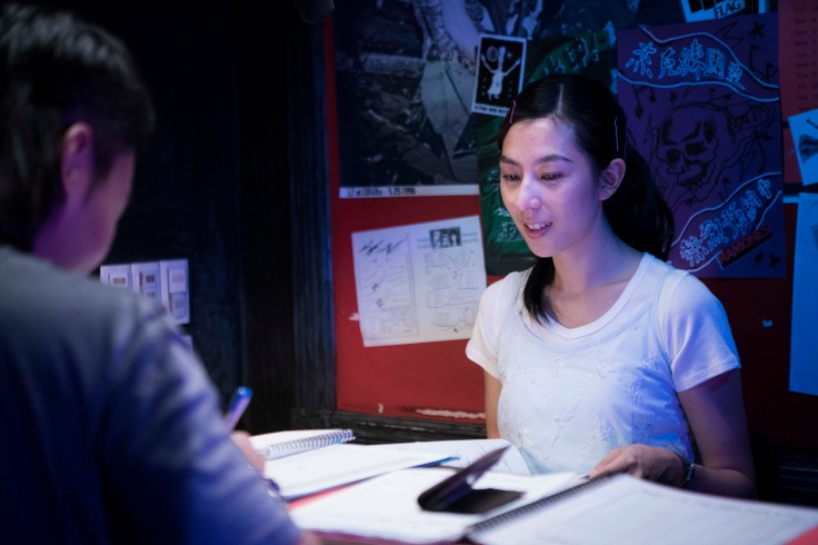 星泰娛樂提供01林辰唏產後復出第1號作品‧【搖滾樂殺人事件】從純情學生妹轉變搖滾酷妹.jpg