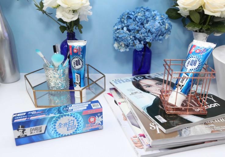 6.黑人全亮白極緻雪絨花美妝牙膏即日起於各大通路上架,建議售價129元。
