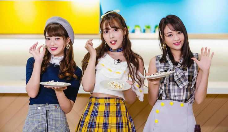 左起為櫻萌子、中間為三上悠亞、右邊為松田美子;三位組合為團體蜂蜜爆米花-3_exposure