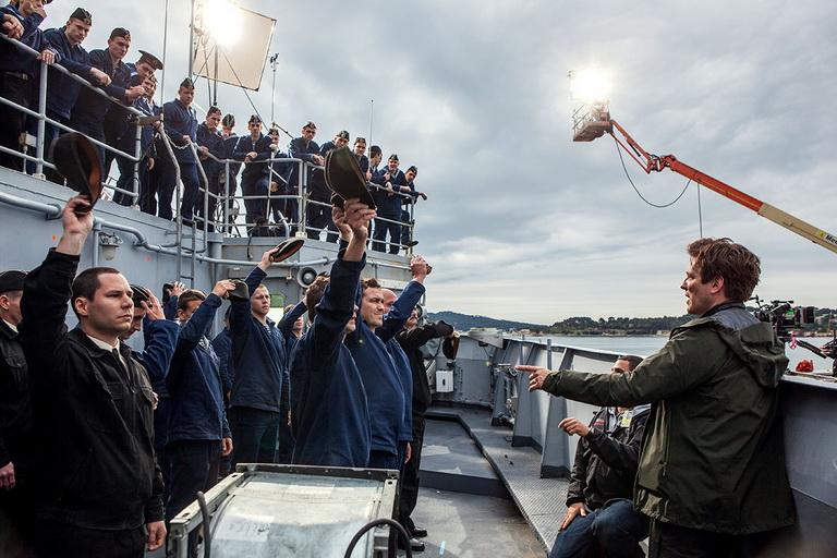 (圖說)海樂影業(6688)新片《庫爾斯克號深海救援》將於2019年1月25日(五)上映,故事改編自2000年俄羅斯潛艇K-141庫爾斯克號災難事故,由金獎導演與編劇、演員,三大黃金組合為電影打造最頂尖優秀品質。(2)_調整大小.jpg