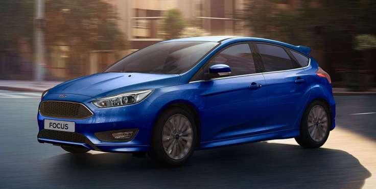 【圖一】即日起至2018年12月31日止,入主歐系智能轎跑Ford Focus EcoBoost® 180五門時尚型享舊換新現金價NT$ 62....
