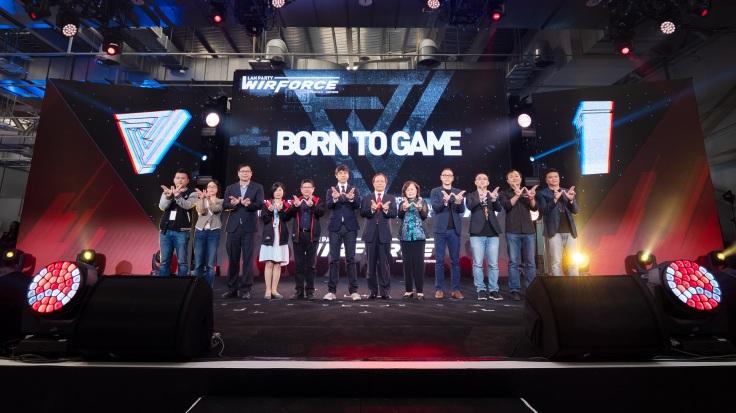 【新聞用圖04】12月6日亞洲最大電競嘉年華WirForce 2018 正式登場