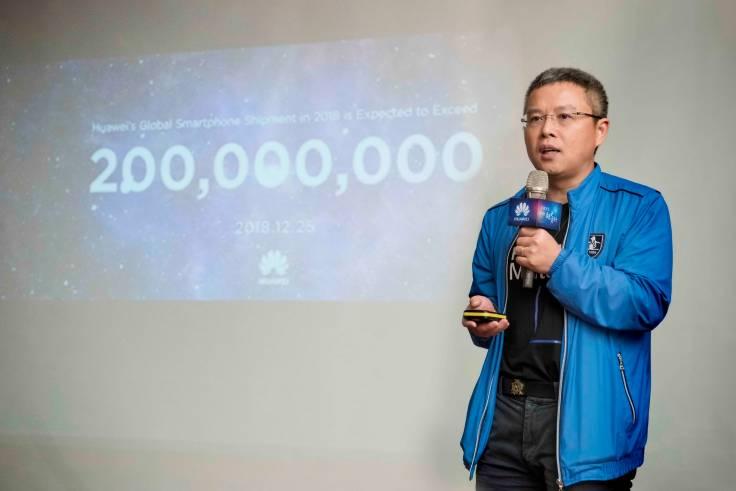 【huawei新聞照片】華為技術台灣總代理訊崴技術總