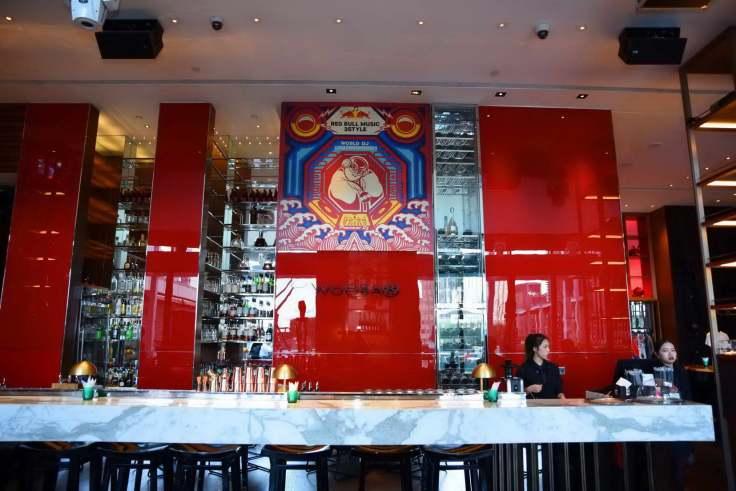 台北w飯店 - 與red bull music 3style世界dj大賽聯手在woobar享受歷屆大
