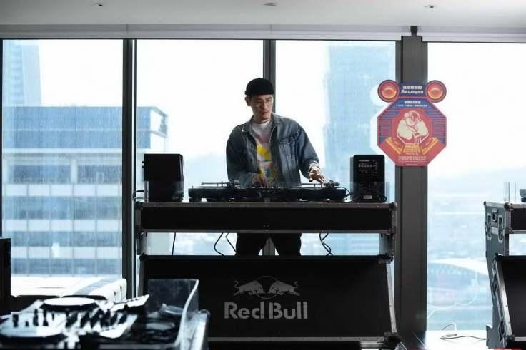 台北w飯店 x red bull music 3style世界dj大賽 - dj練習室讓各dj盡情練