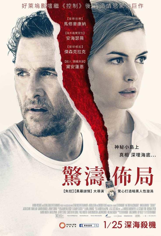 華聯國際提供01_《驚濤佈局》中文正式海報