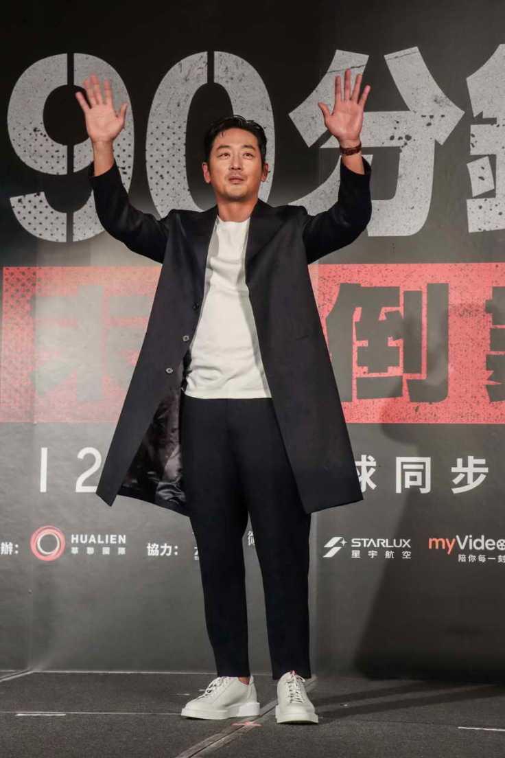 華聯國際提供05_《90分鐘末日倒數》河正宇為電影