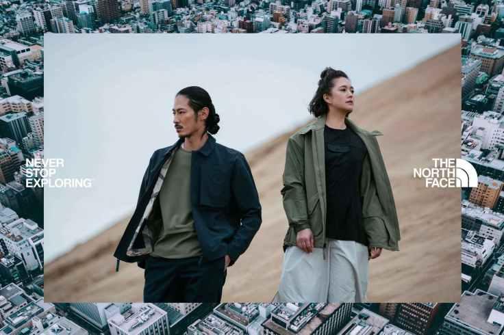02.The North Face Urban Exploration「Future Proof未來防護裝備」早春系列以自然界的色調為設計主軸,....jpg
