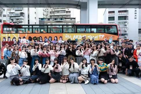 akb48 team tp全體33位成員與先到場紛絲歡樂大合照-2
