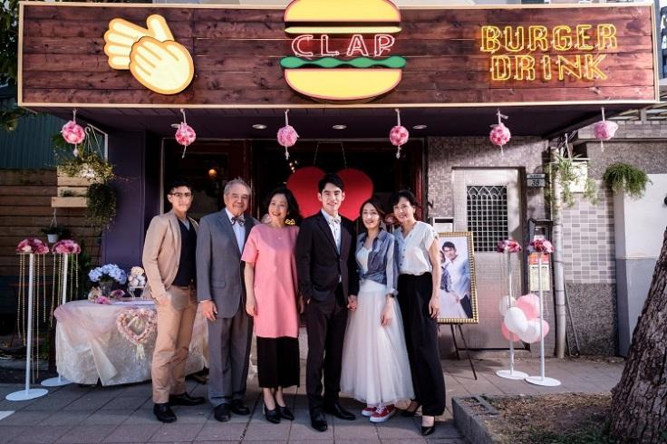 歐銻銻娛樂提供06左起吳岳擎、陶傳正、陳幼芳、張書豪、柯佳嬿、涂善妮