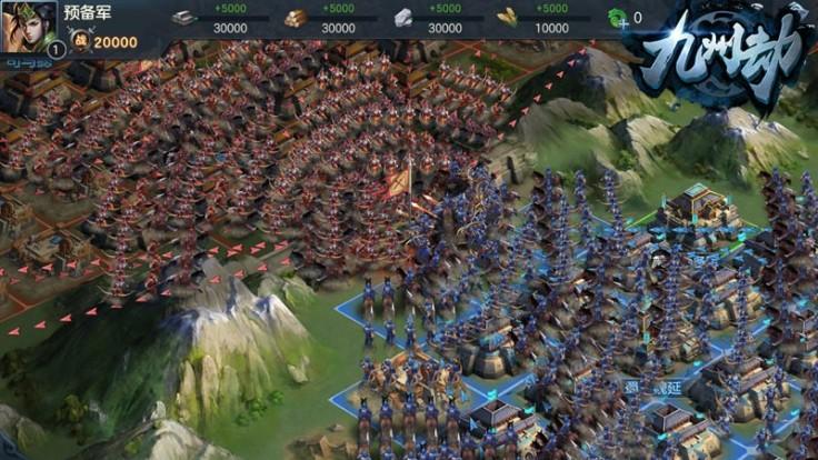攻城拔寨的戰鬥