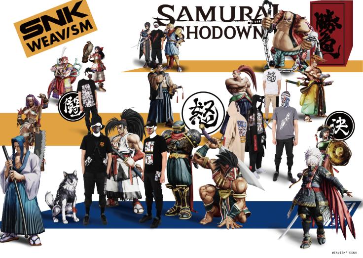 3.WEAVISM X SAMURAI SHODOWN服飾系列.png