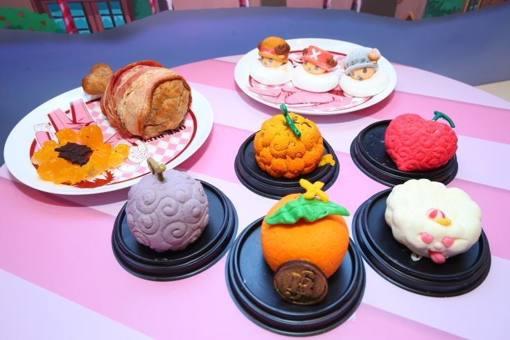 航海王展覽還原度超高動畫美食,重現動畫中的經典食物