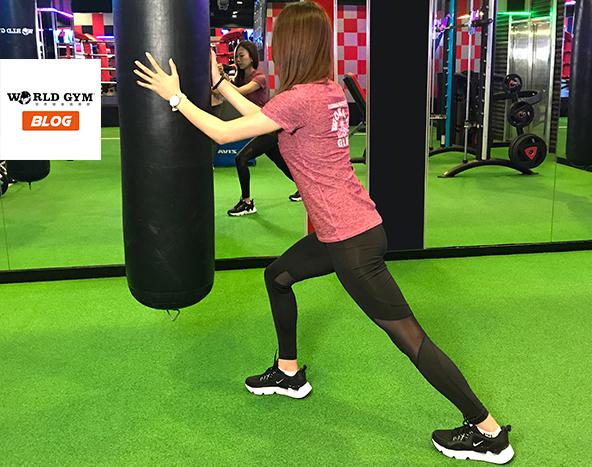大掃除伸展操(柔軟度)04-小腿伸展