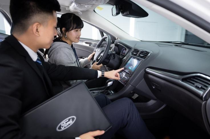 Ford提供車主們許多學習燃油效率的管道,如果車主們想進一步學習高效率行車的行為及習慣,也歡迎前往Ford全國經銷商