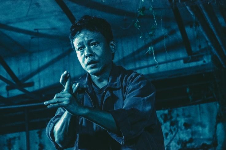 《馗降:粽邪2》「五個聖杯,馗爺欽點李康生為民除魔」