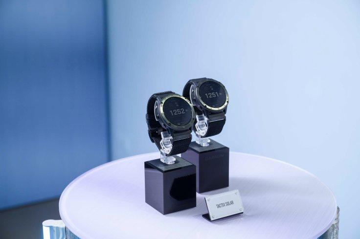 07_Garmin 軍事風格腕錶 Tactix Delta Solar,強悍登場展現硬派魅力。
