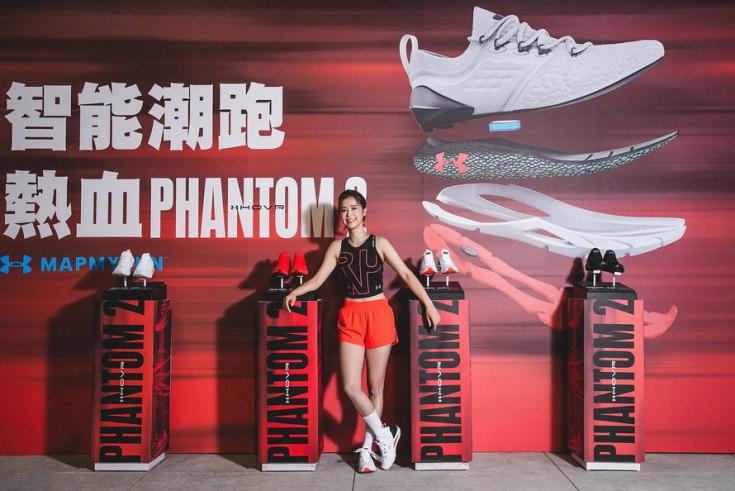 路跑女神 李佳穎 搭載「智能」跑出女力自信、引領夏日跑步新風潮!