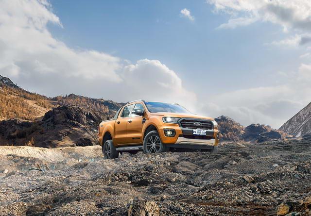 【圖二】Ford於八月限定推出Ford Ranger Texas Edition德州騎兵版,舊換新現金優惠價139.8萬,限量50輛