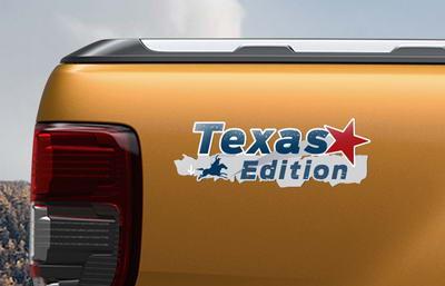 【圖五】Ford Ranger Texas Edition德州騎兵版之德州騎兵專屬車貼盡顯正宗美式皮卡魅力